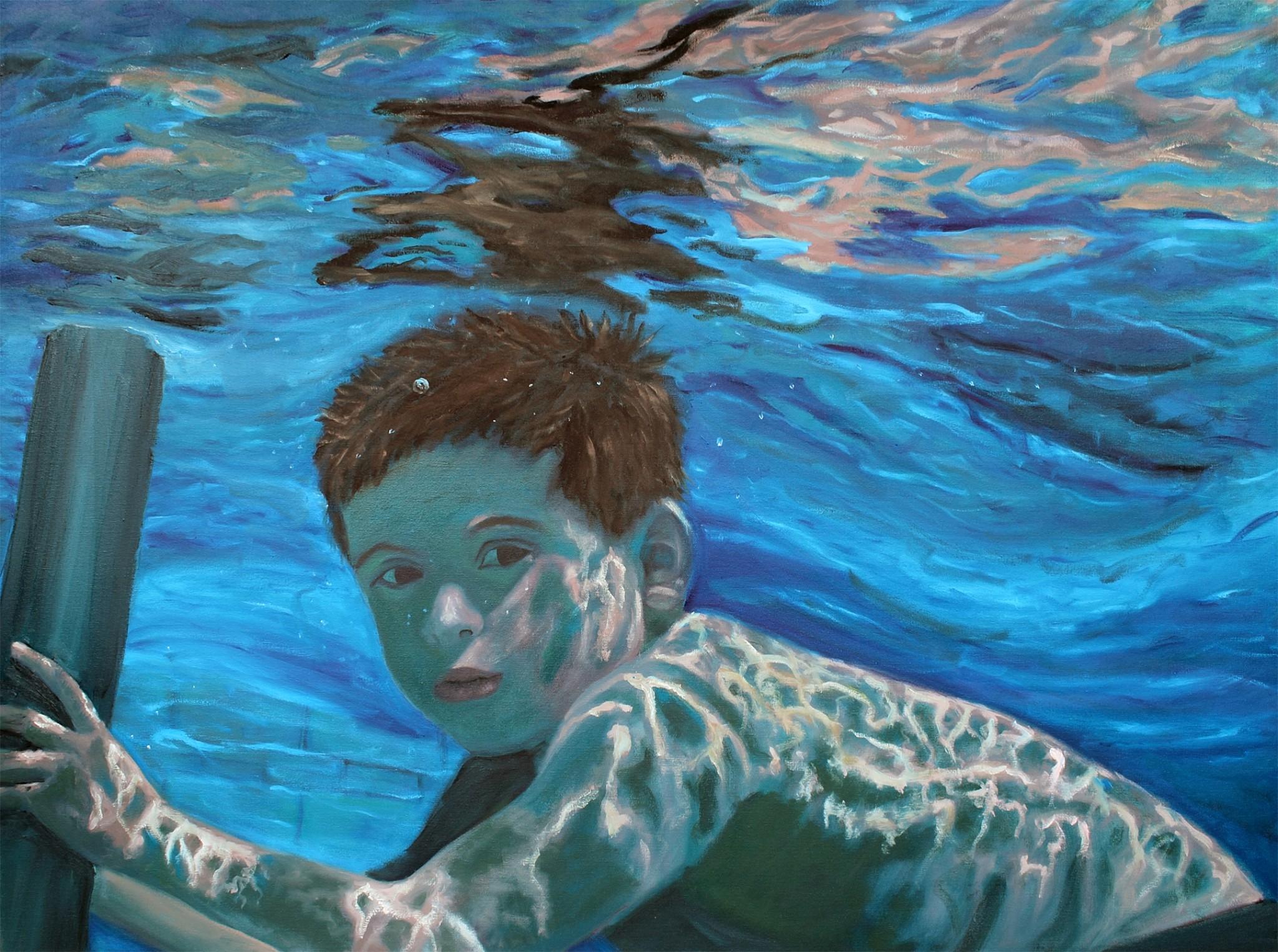 Noah Underwater (2013)