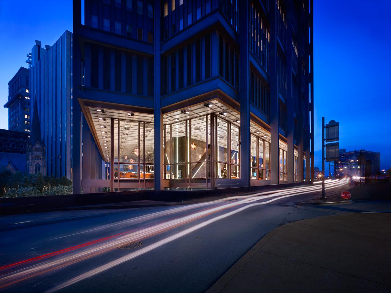 U.S. Steel Tower Lobby