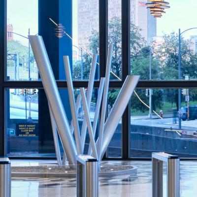 Lobby Sculptures